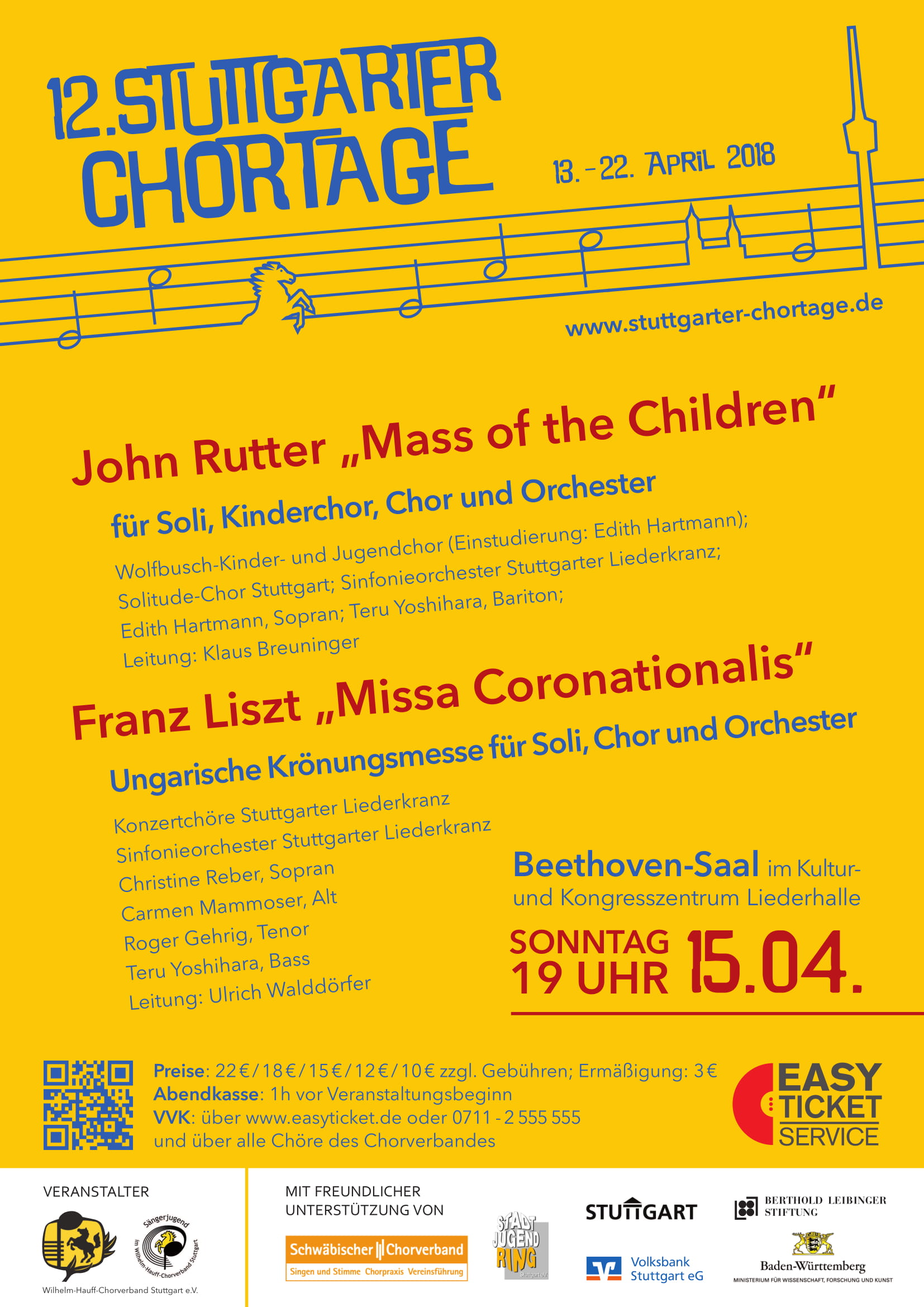 "Plakat ""Mass of the Children"""